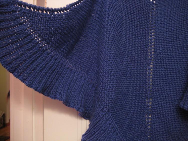 Mara shawl.